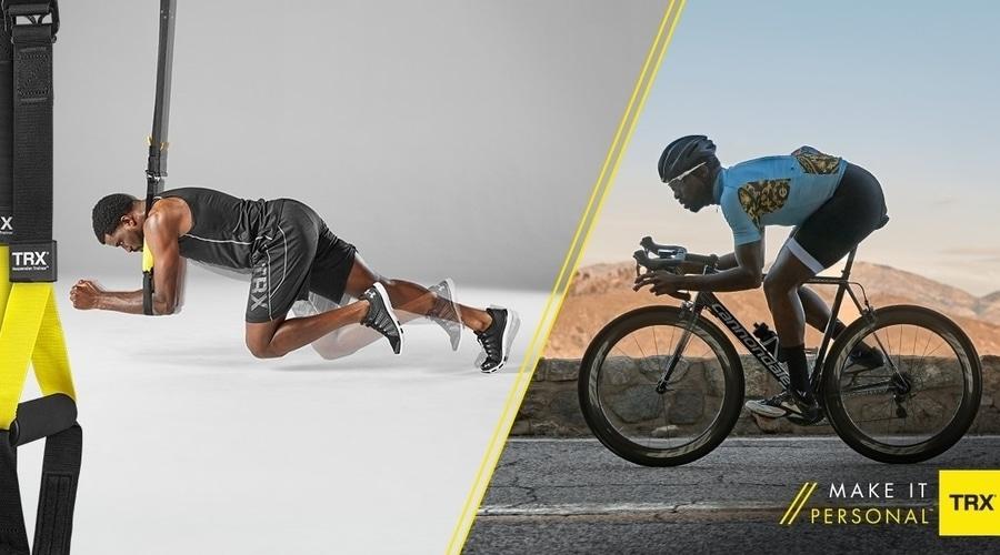 تی آر ایکس و دوچرخه سواری